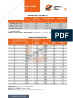 Catalogo Comasa Vigas H Alas Anchas WF Estándar Americano.pdf