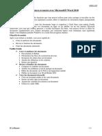 2- Préparation à la certification MICROSOFT WORD Expert.pdf