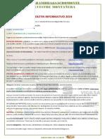 2019 12 09 Boletín Informativo Alhambra y Sacromonte