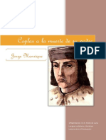 Jorge Manrique_ Coplas Por La Muerte de Su Padre-converted