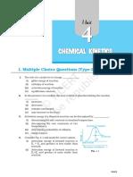 Chemical Kinetics Exempler