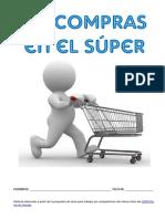 01 de Compras en El Súper (Cuaderno Del Alumno)
