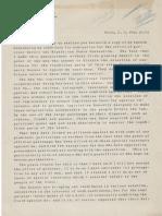Coe Crawford Correspondence