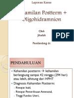 PPT Oligohidramnion (Lani).pptx
