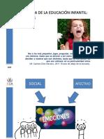 Apuntes sobre didáctica de la educación infantil