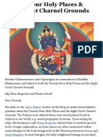 Twenty-Four Holy Places & Eight Great Charnel Grounds | Tsem Rinpoche