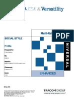 tracom social styles