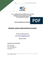 Apostila eng produto QFD, EAV, FMEA e FTA são gortado rev fev- 2010 pdf.pdf