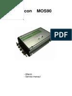 Sevcon Mos90 Allarm e Manual
