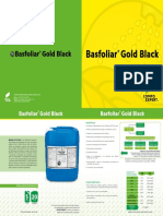 Basfoliar Gold Black