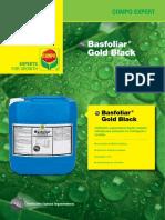 Basfoliar Gold Black Extra information