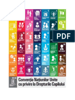 Conventia Cu Privire La Drepturile Copilului - Indrumar