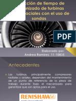 Reducción de Tiempo de Mecanizado de Turbinas Aeroespaciales