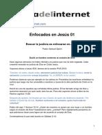 Enfocados en Jesus 01 - Buscar la justicia es enfocarse en Jesus.pdf