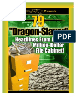 79 Dragon Slayer Headlines That Get Clicks