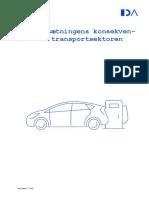 70%-målsætningens konsekvenser for transportsektoren