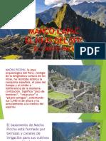 Antropologia Inca