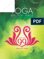 2017-12-01 Yoga and Total Health