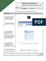Liberación de Documentos MM