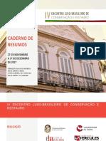 Avaliação do Estado de Conservação de Património Arquitectónico com base em Imagens Multiespectrais e Termográfica