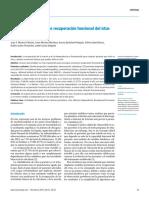 Factores Pronósticos de Recuperación Funcional Del Ictus