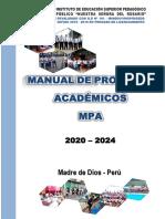 MANUAL DE PROCESOS ACADEMICOS  2020 - 2024.docx
