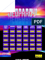 jeopardy- classification of diseases
