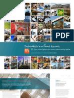 HOK Sustainability Update 2010-2011