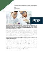 Conoce los requerimientos de la Gestión de Calidad Farmacéutica.docx