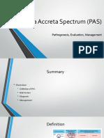 Placenta Accreta Spectrum.pptx