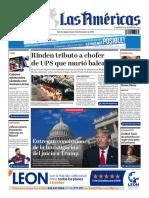 DIARIO LAS AMÉRICAS Edición digital del lunes 9 de diciembre de 2019