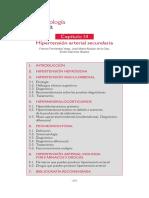 Cap-14 Hipertensión arterial secundaria