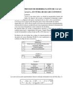 ANÁLISIS DEL PROCESO DE DESHIDRATACIÓN DE CACAO.docx