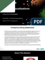 Custom Visualizations and You