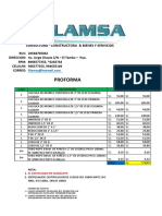 proforma-FILAMSA2