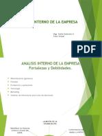 ANALISIS  INTERNO DE LA EMPRESA.pptx