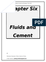 Fluid and Cement