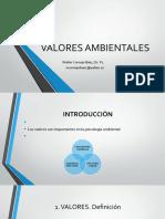VALORES AMBIENTALES.odp
