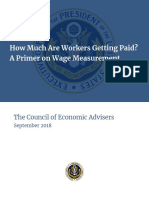 How Much Are Workers Getting Paid a Primer on Wage Measurement Sept 2018