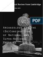 Archaeology and the de Construction of B