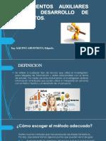 INSTRUMENTOS AUXILIARES EN EL DESARROLLO DE PROYECTOS (1).pptx