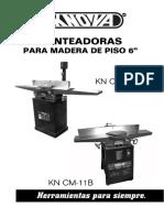10889 manual canteadora Knova CM 11A.pdf