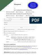 JAMv12 Order Form