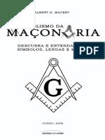 O Simbolismo da Maçonaria – Vol 1.pdf
