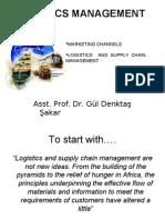Logistics Management Week 2