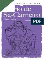 Resumo Essencial Mario Sa Carneiro