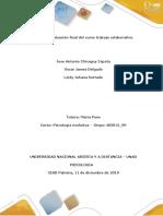 Fase 4 – Evaluación Final Del Curso Trabajo Colaborativo.