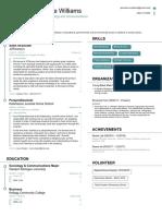 jermaine williams july 2019 resume pdf