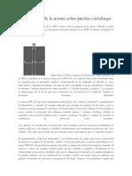 Edición 2010 de la norma sobre puertas cortafuego.docx