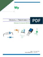 Diodos, y Tiristores y Triacs.pptx